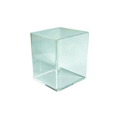 Vase carré en polystyrène