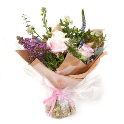 Bulle d'eau pour bouquet rond