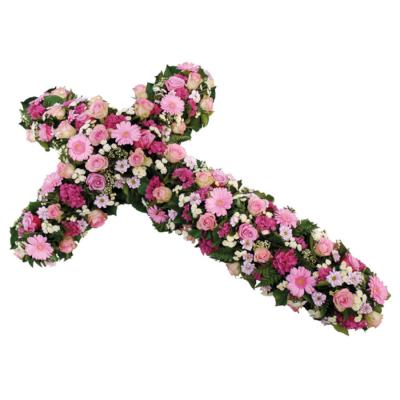 Croix pastel