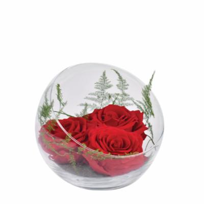 Composition de roses...