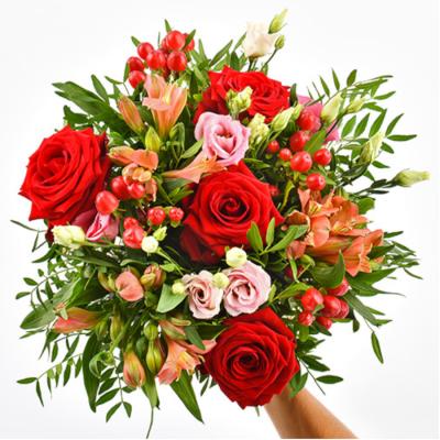 Bouquet rond fantasya