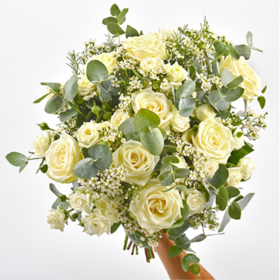 Bouquet rond tendresse